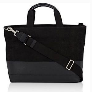 Jack Spade Industrial Dipped Tote Crossbody Strap